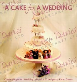 Karen Davies Karen Davies: A Cake For A Wedding
