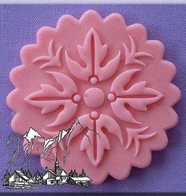Alphabet Moulds Alphabet Moulds Decorative Cupcake Topper 1