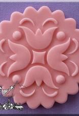 Alphabet Moulds Alphabet Moulds Decorative Cupcake Topper 7