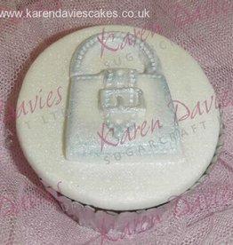 Karen Davies Karen Davies Cupcake Top mould - Handbag