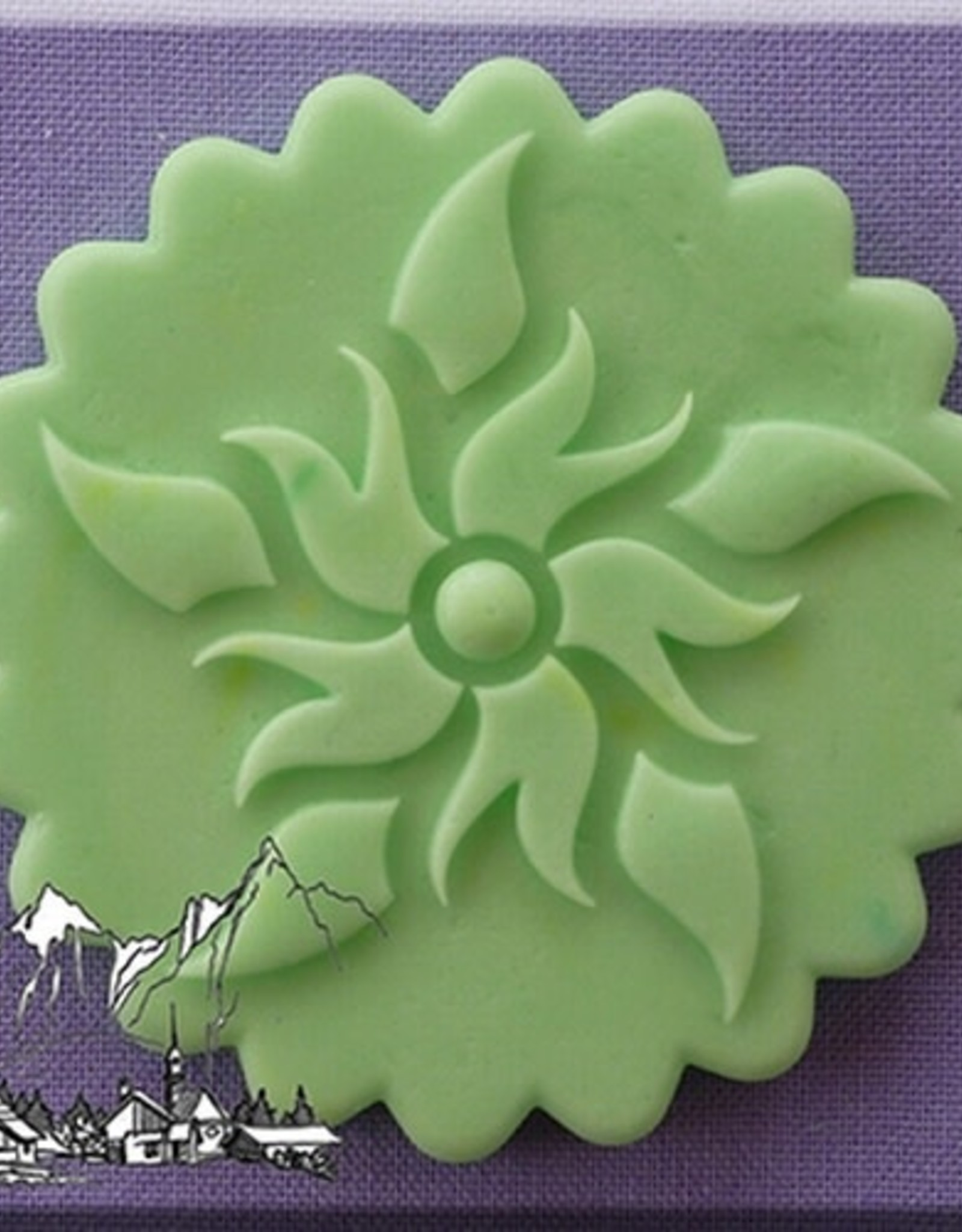 Alphabet Moulds Alphabet Moulds Decorative Cupcake Topper 8