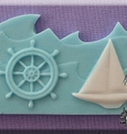 Alphabet Moulds Alphabet Moulds Nautical Border