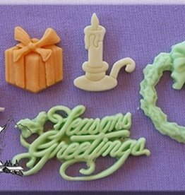 Alphabet Moulds Alphabet Moulds Seasons Greetings