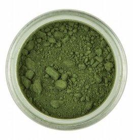Rainbow Dust Powder Colour - Olive Green