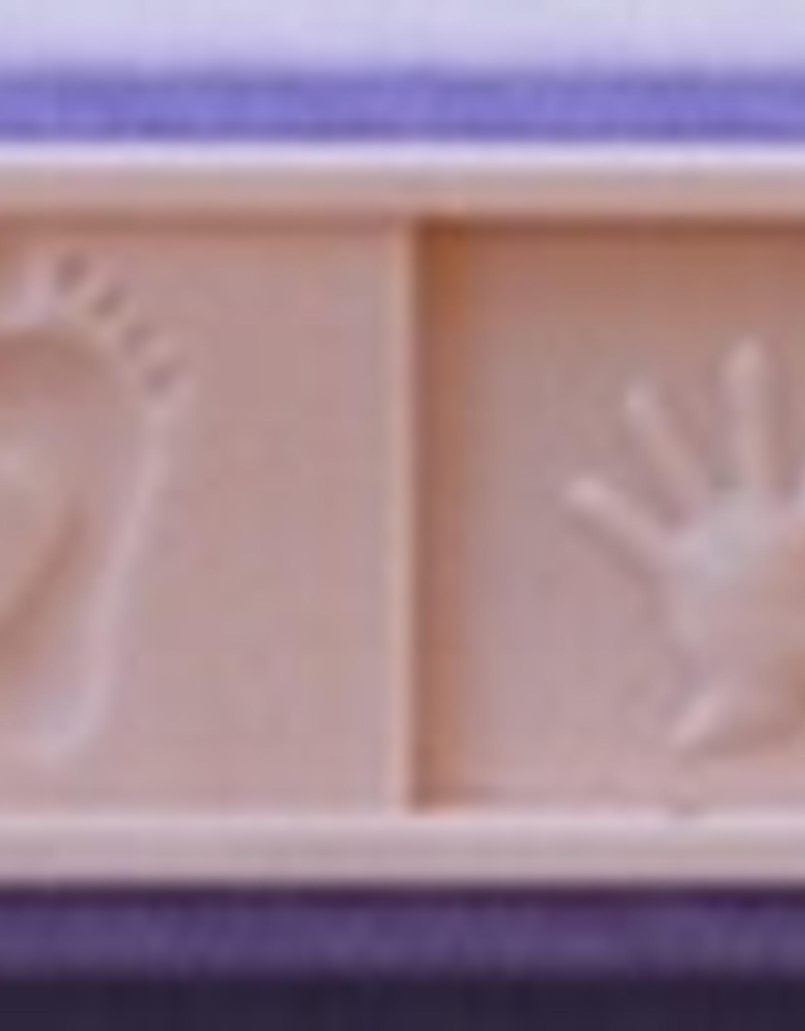 Alphabet Moulds Alphabet Moulds Hands & Feet Border