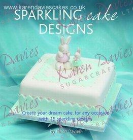 Karen Davies: Sparkling Cake Designs