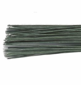 Culpitt Floral Wire Dark Green set/50 -24 gauge-