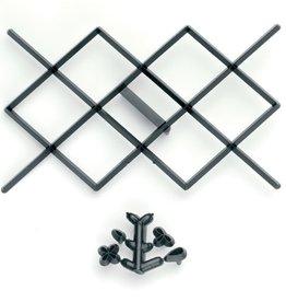 Patchwork Cutters Diamond Design