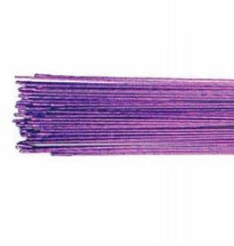 Culpitt Culpitt Floral Wire Metallic Purple set/50 -24 gauge-