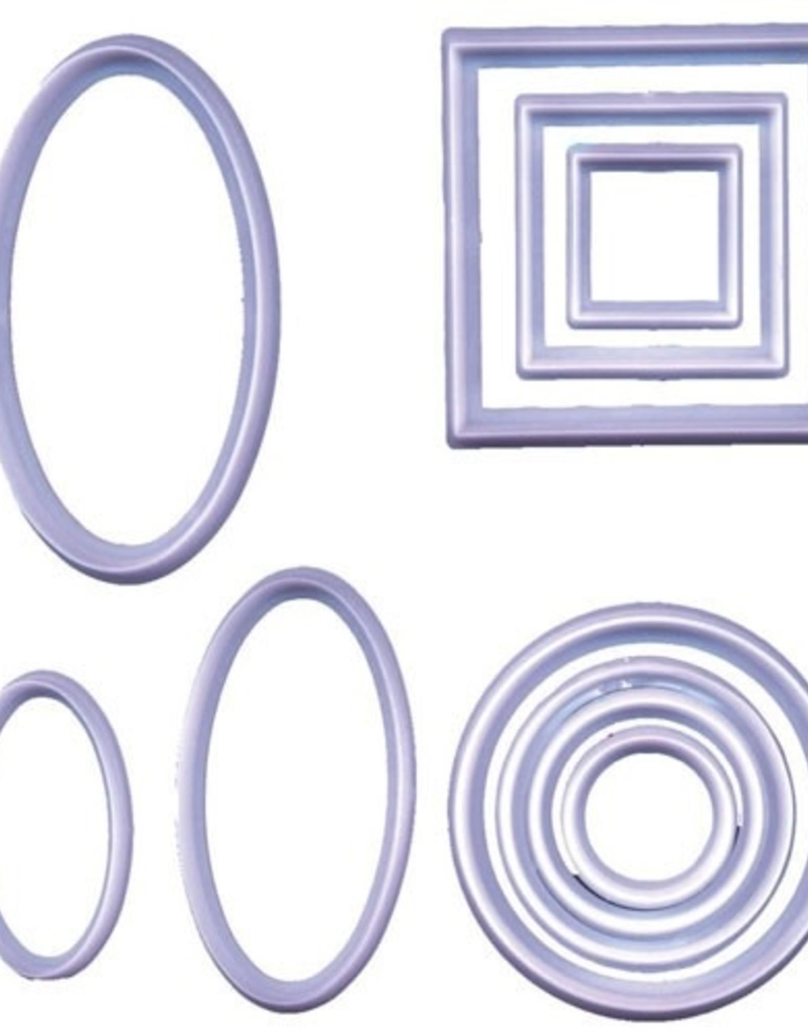 FMM FMM Geometrical cutter set/10