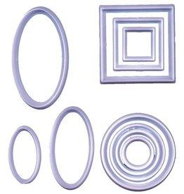 FMM Geometrical cutter set/10