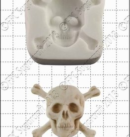 FPC FPC Skull & Crossbones/Doodskop en botten