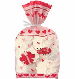 Wilton Wilton Love Bug Party Bags pk/20
