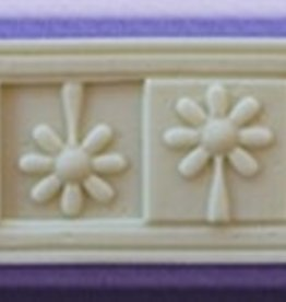 Alphabet Moulds Alphabet Moulds Daisy Border