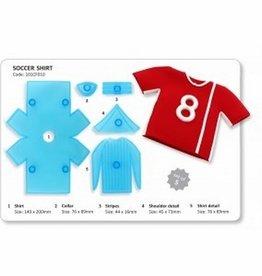 JEM JEM Soccer Shirt + Trims set/5