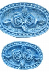 First Impressions Molds First Impressions Molds Rose Medaillons