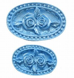 First Impressions Molds Rose Medaillons