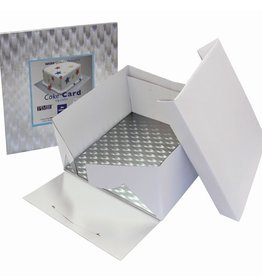 PME Taartdoos & Cake Board 25x25x15cm