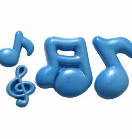 First Impressions Molds Musical Notes