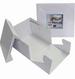 PME Taartdoos 27,5x27,5x15cm