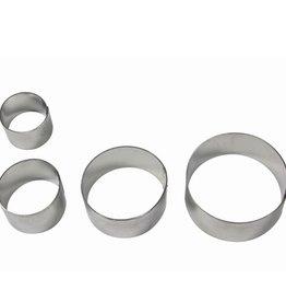 PME Briar Rose cutter set/4