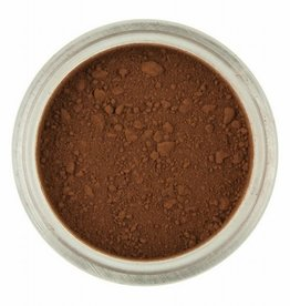 Rainbow Dust Powder Colour - Milk Chocolate-