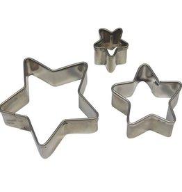 PME Star Cutters Set/3
