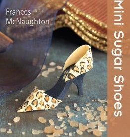 Frances McNaughton, 20 to make Mini Sugar Shoes