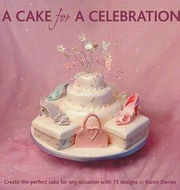 Karen Davies: A Cake For A Celebration