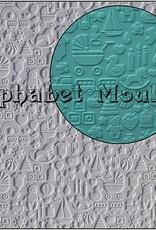 Alphabet Moulds Nursery Mat