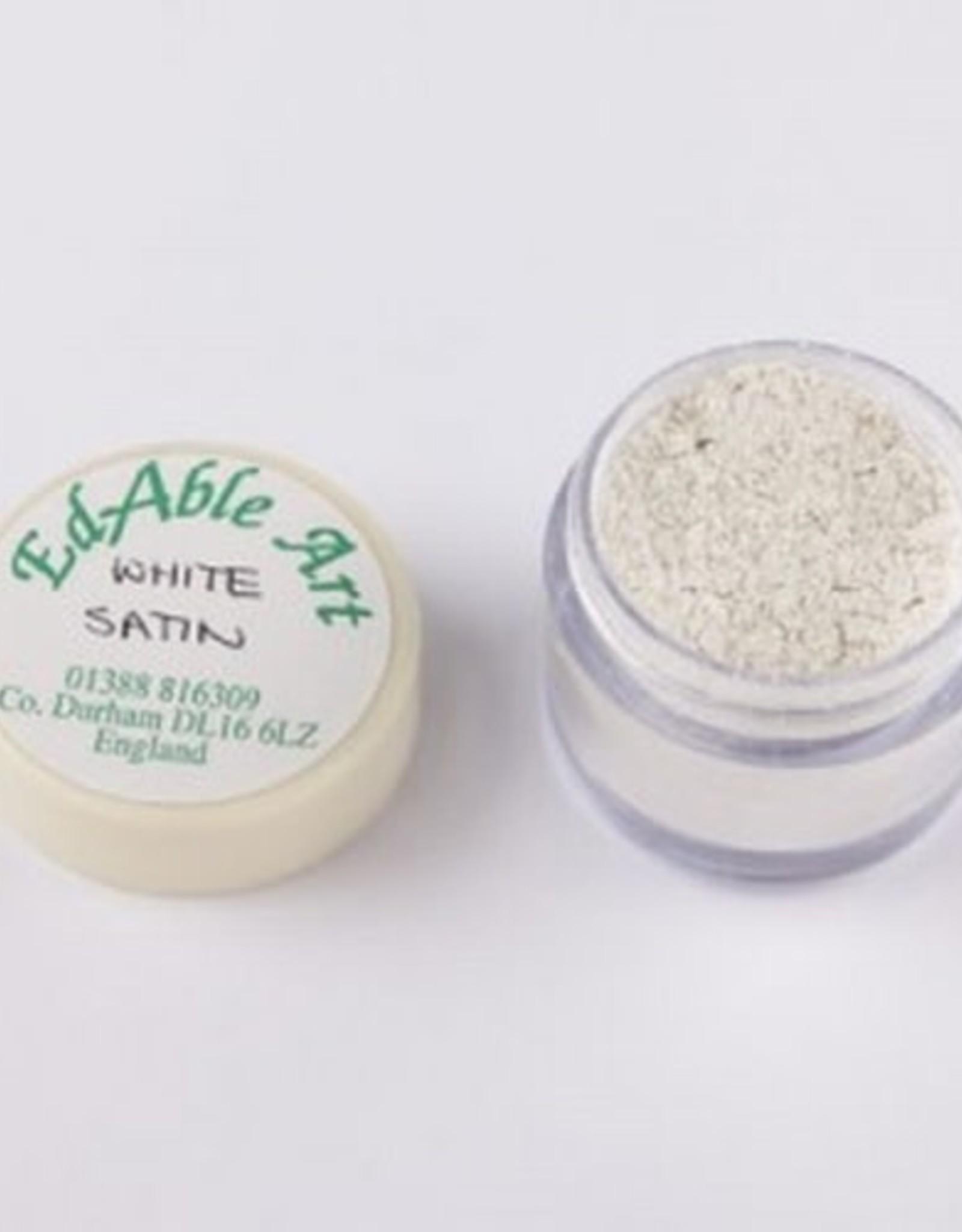 EdAble Art EdAble Art Tints & Pearls White Satin
