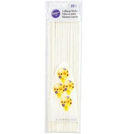 Wilton Wilton Lollipop Sticks 30cm, pk/20