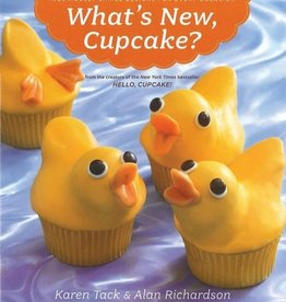 Karen Tack & Alan Richardson: What's New Cupcake?