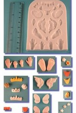 FranklySweet Multi mould by Frances McNaughton