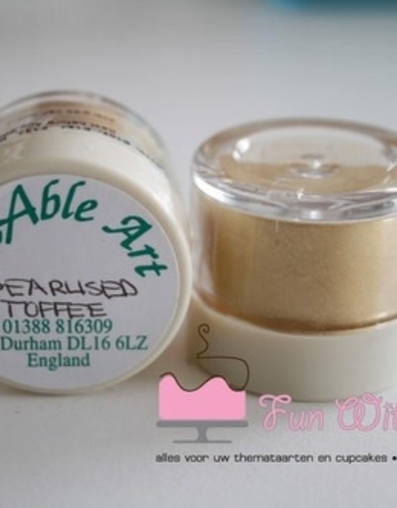 EdAble Art EdAble Art Tints & Pearls Pearlised Toffee
