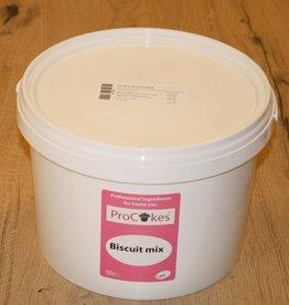 ProCakes Biscuit van ProCakes Mix 4 kg