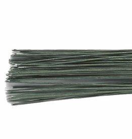 Culpitt Culpitt Floral Wire Dark Green set/50 -28 gauge-