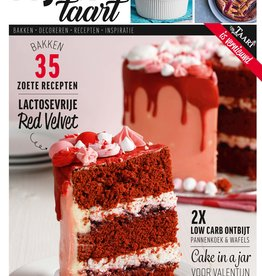 MjamTaart! Taartdecoratie Magazine Winter 2019