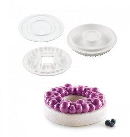 Silikomart Kit Bubble Crown