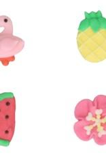 Fun Cakes FunCakes Suikerdecoratie Tropical Set/8