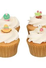 Fun Cakes FunCakes Suikerdecoratie Alpaca Set/8