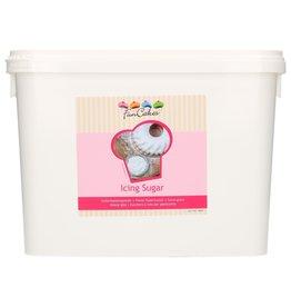 FunCakes Suikerbakkerspoeder 4,5kg -Emmer-