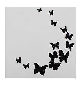 Cake Star Cake Star Sjabloon Vlinders/Butterfly