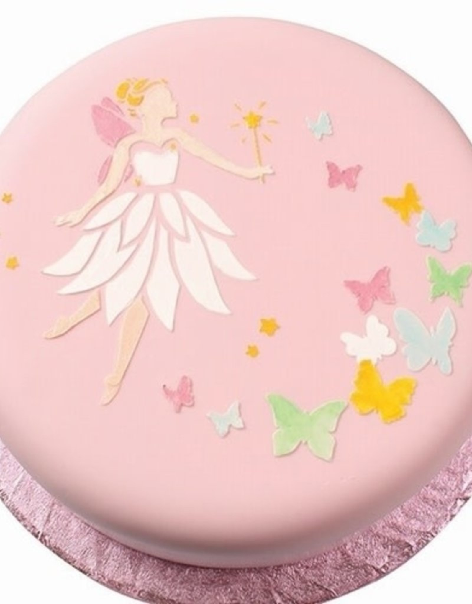 Cake Star Cake Star Sjabloon Vlinders/Butterfly