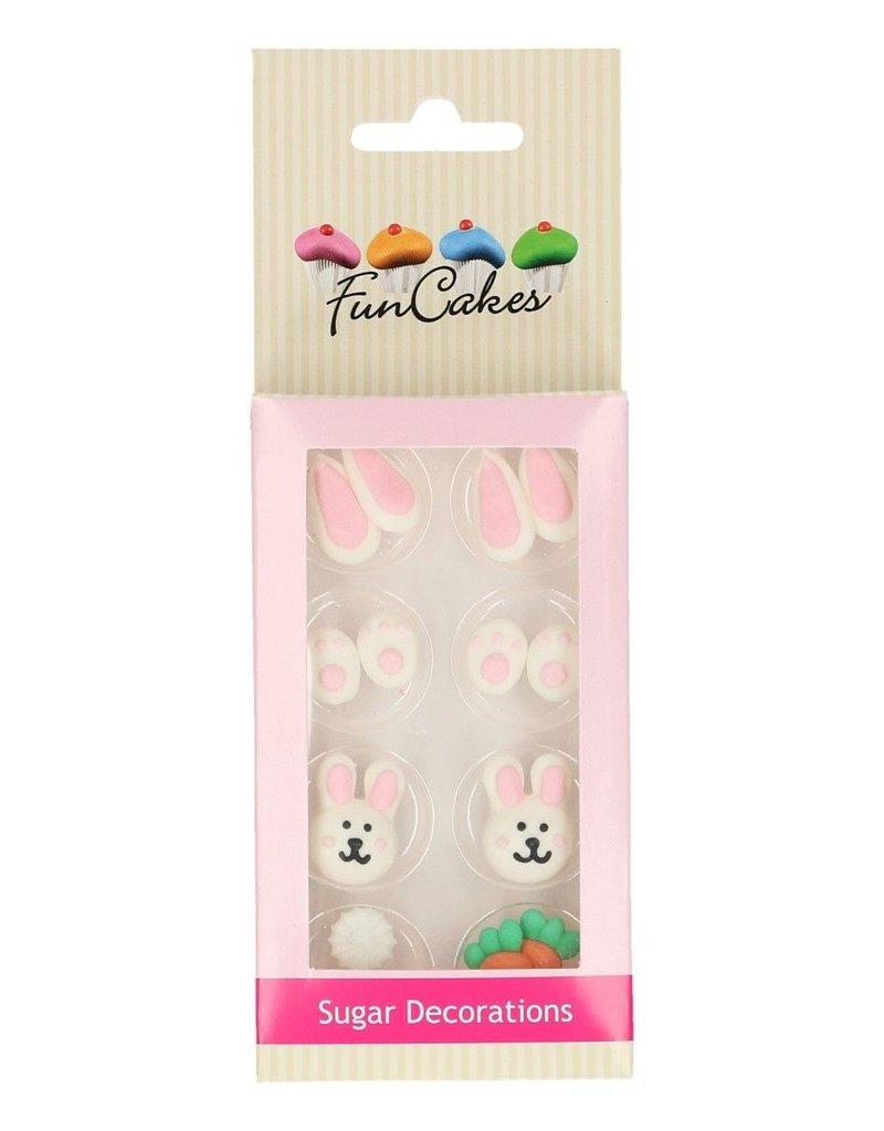 Fun Cakes FunCakes Suikerdecoratie Pasen Set/8
