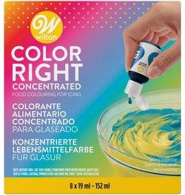 Wilton Wilton Color Right Food Color Kit/8