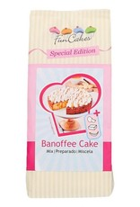 FunCakes FunCakes Special Edition Mix voor Banoffee Cake 400g