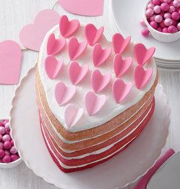 Wilton Wilton Heart Cake Pan Easy Layers Set/5