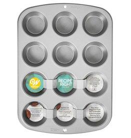 Wilton Wilton Recipe Right® 12 Cup Muffin Pan