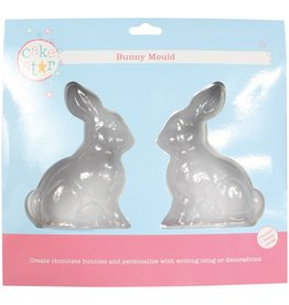 Cake Star Cake Star Chocolate Bunny Mould